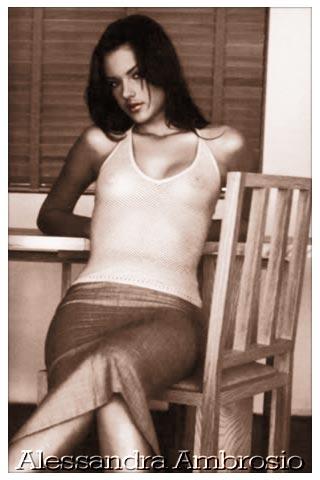 Alessandra Ambrosio ну уже очень она мне понравилась :) (75 фото)