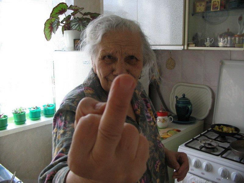 фото пороно бабушек