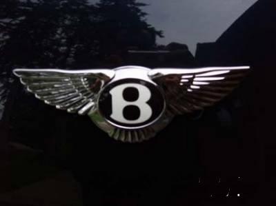 Коллекционная реклама: принты Bentley