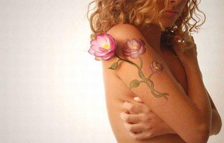 Ожившие татуировки
