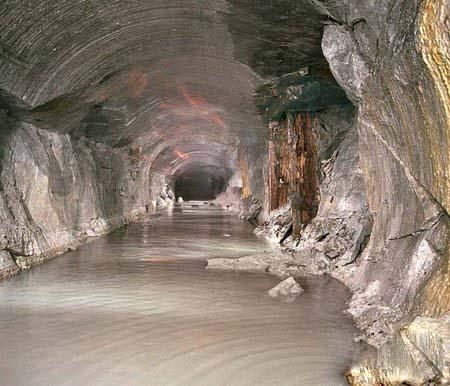 Туннели мира