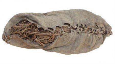 Старый ботинок