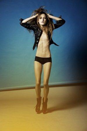 худые женщины фото