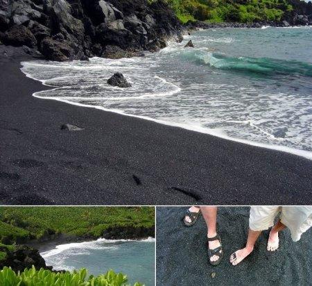 Необычные пляжи