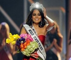 Мисс Вселенная - 2010