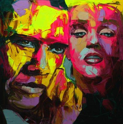 Портреты (граффити)