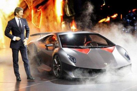 Cамая новая и самая совершенная Lamborghini