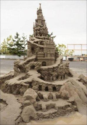 Песочные творенья