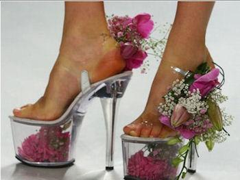 Интересная обувь