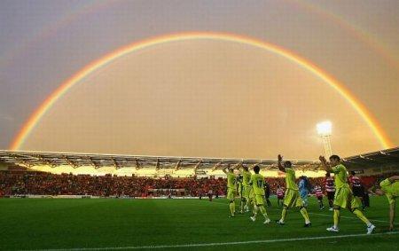 Красивая игра Футбол!