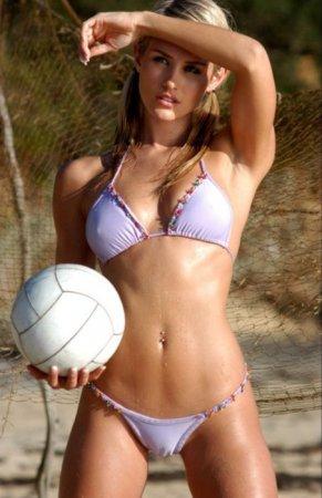 Сексуальный волейбол