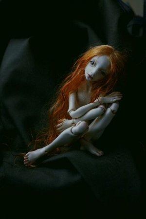 Куклы из фарфара