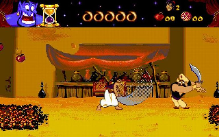 Free Download Aladdin Game Windows Xp