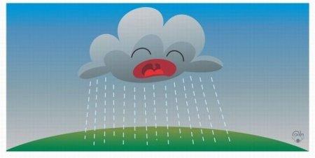 Почему идет дождь?