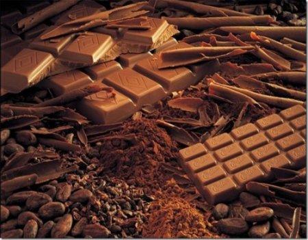 Интересно о шоколаде
