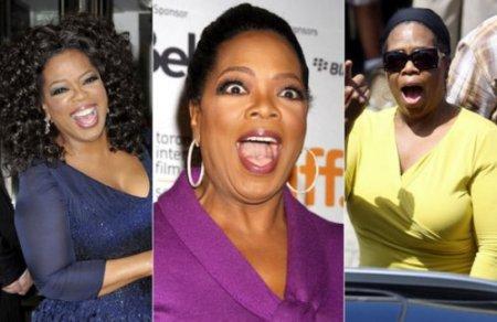 знаменитости с открытыми ртами