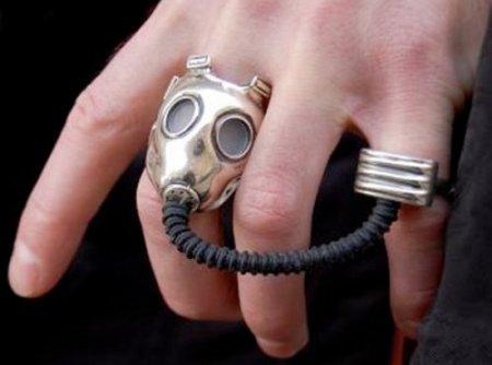 Интересные кольца