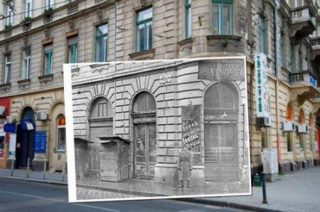 Фото-проект Окно в прошлое