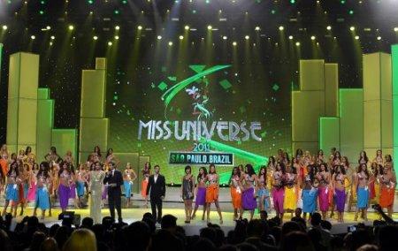 Мисс Вселенная 2011 - предварительный отбор