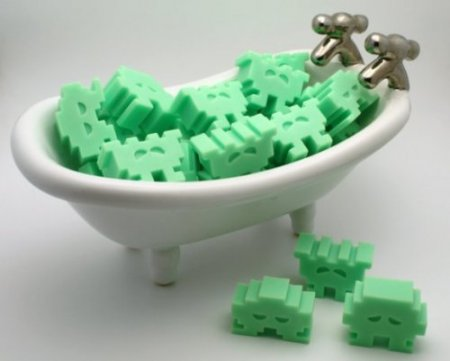 Забавное мыло