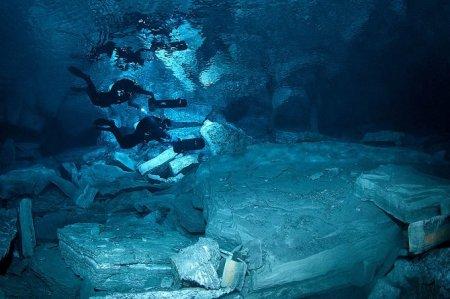 Ординская пещера... Фотограф Viktor Lyagushkin
