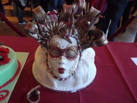 Фото выставки тортов
