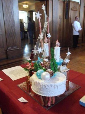 Выставка тортов 2011 и рецепты и фото