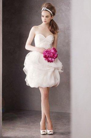 Свадебные платья от Vera Wang весна-лето 2012