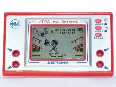 Вспоминая... советские Nintendo