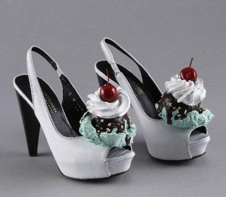 Обувь-мороженое