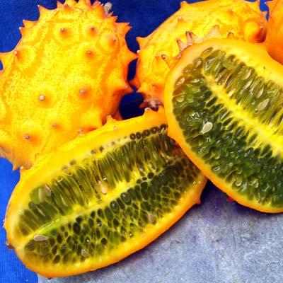 Самые необычные фрукты