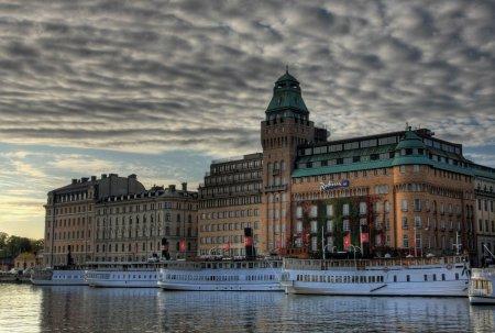 Швеция на фотографиях