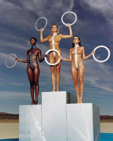 Эротическая олимпиада 2012