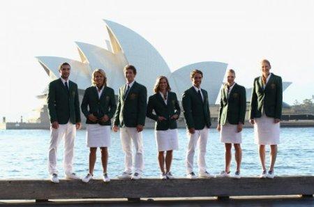 Самые интересные спортивные формы Олимпиады 2012