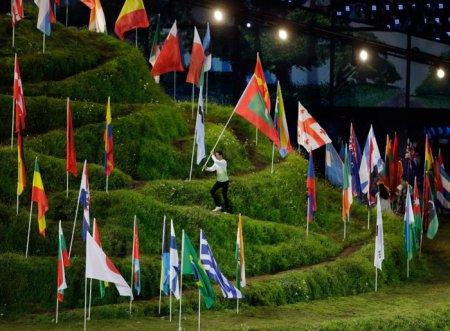 Открытие Олимпиады 2012