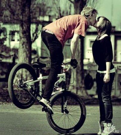 Поцелуи бывают разные
