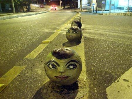 Лица улиц