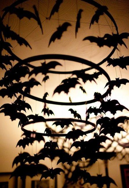 Украшение к хэллоуину своими руками 232