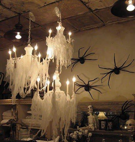 Как украсить дом на хеллоуин своими руками - Усадьба