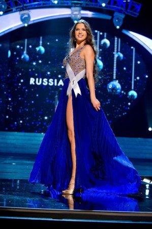 Девушки с конкурса красоты Мисс Вселенная 2012