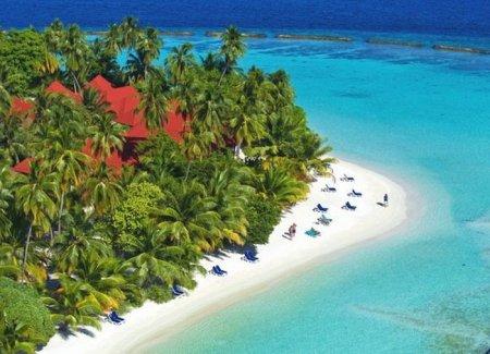 Удивительно красивые острова - Мальдивы